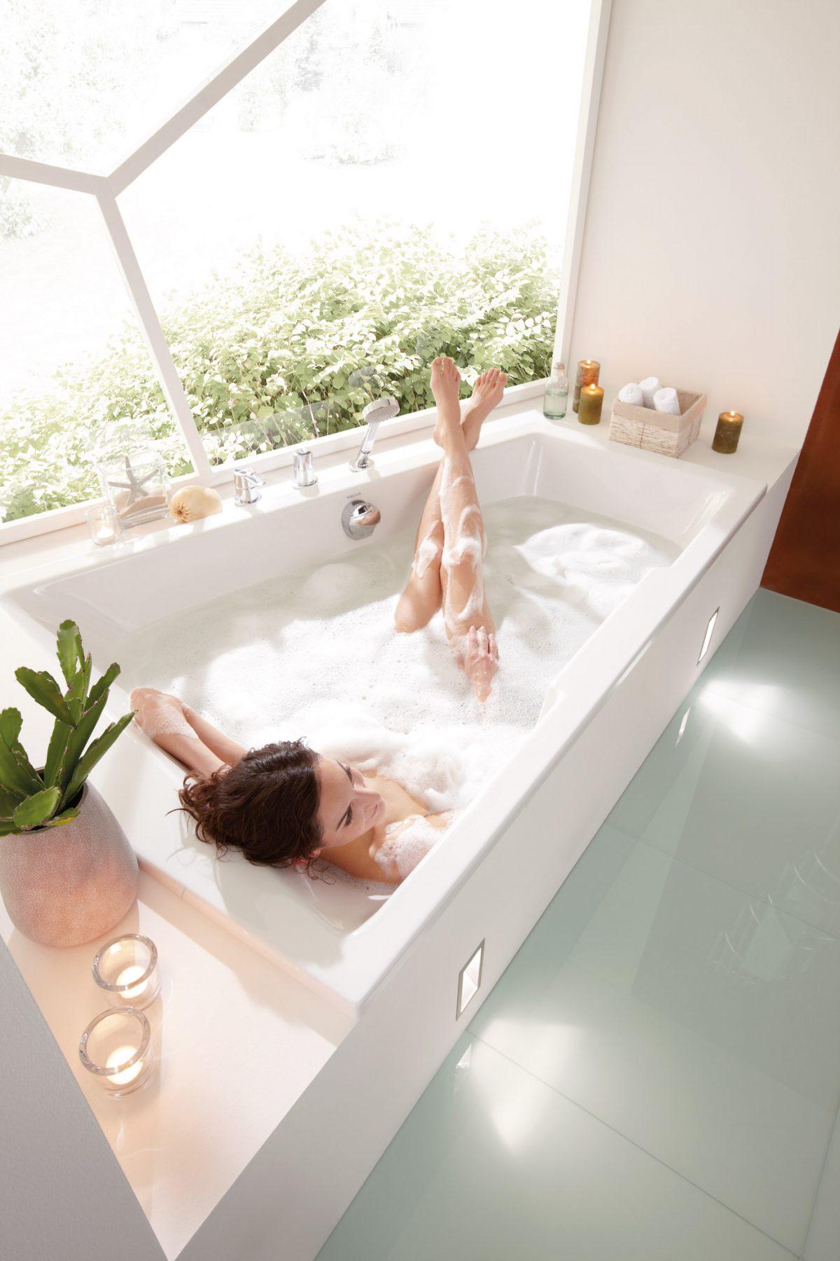 Badewanne von Vigour
