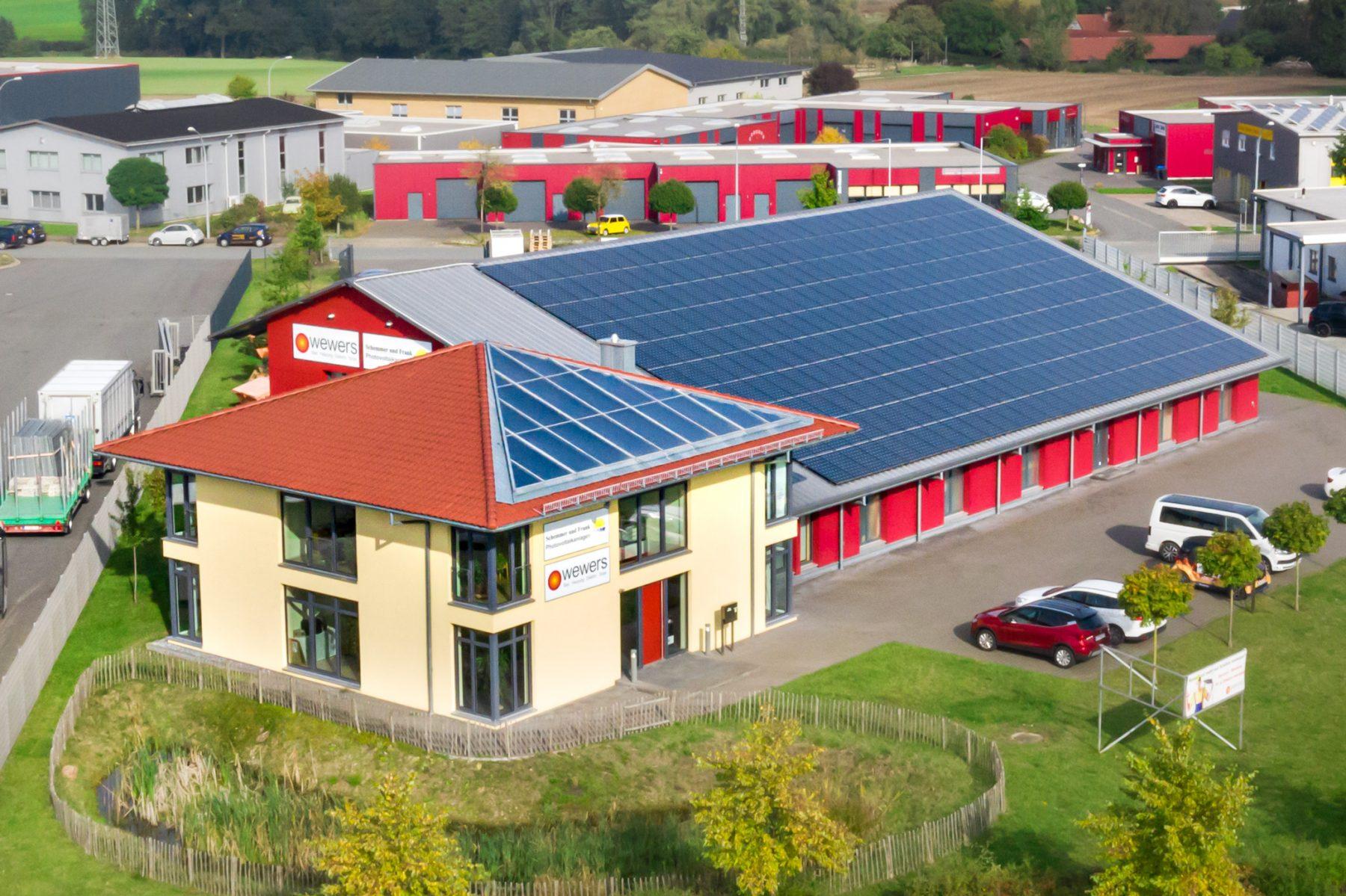Die wewers GmbH in Lage