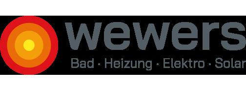 Logo der wewers GmbH